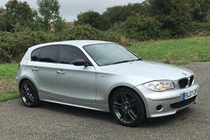 BMW 116I 2007 - 2008