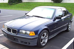 BMW E36-325I 1987 - 1992
