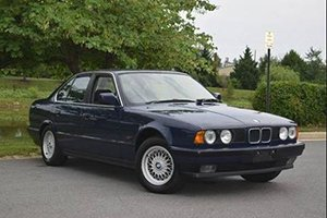 BMW 5 Series 1990