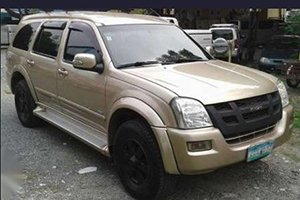 Isuzu Alterra 2005 - 2009