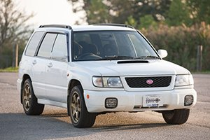 Subaru Forester 1998 - 2002