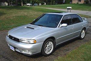 Subaru Legacy 1998 - 2002