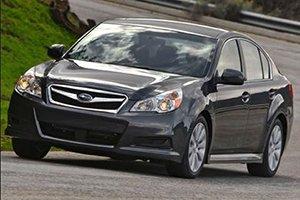 Subaru Legacy 2010 - 2011
