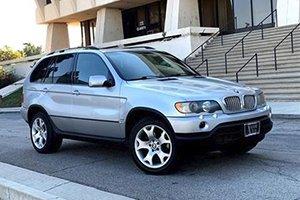 BMW X5 2001 - 2005