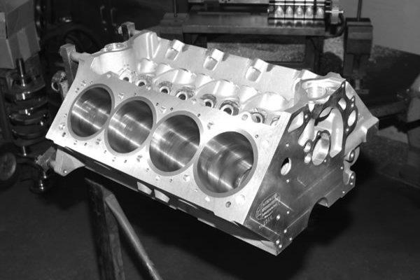 aluminum engine blocks
