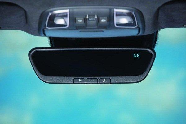 Kia Forte 2019 Rear view window
