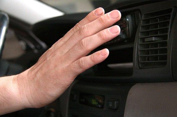 Check car aircon
