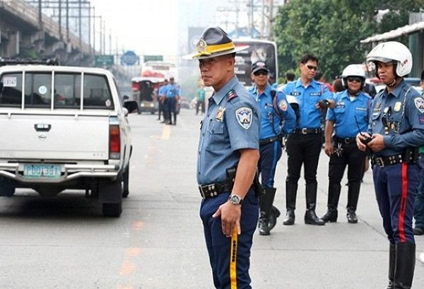 traffic enforcers