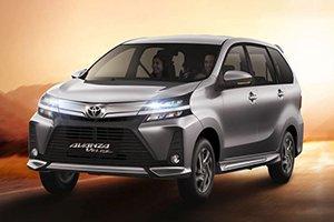 Toyota Avanza 1.3 J MT