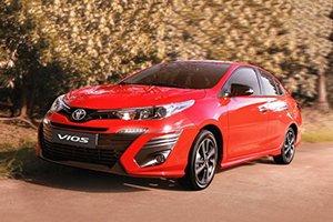 Toyota Vios 1.3 E MT