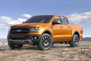 Ford Ranger XLS 4.2 MT