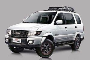 Isuzu Crosswind Sportivo X MT