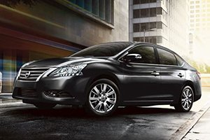 Nissan Sylphy 1.6 liter MT