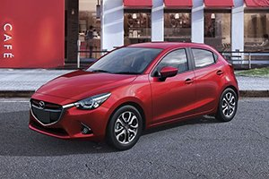 Mazda 2 SKYACTIV V Hatchback AT
