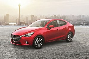 Mazda 2 SKYACTIV S SEDAN MT