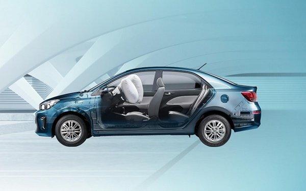 Kia Soluto 2019 airbags