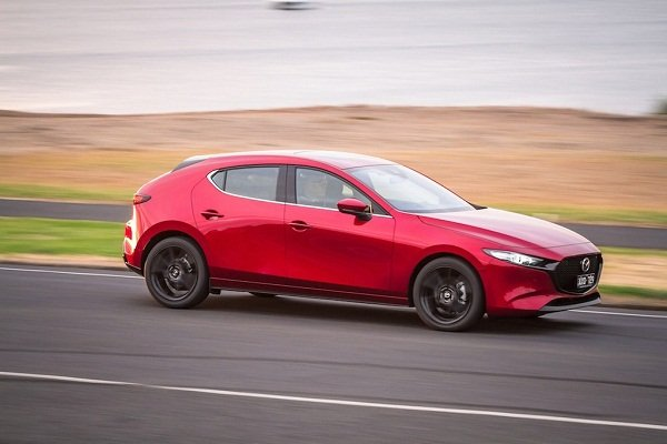 hyper hatch Mazda 3