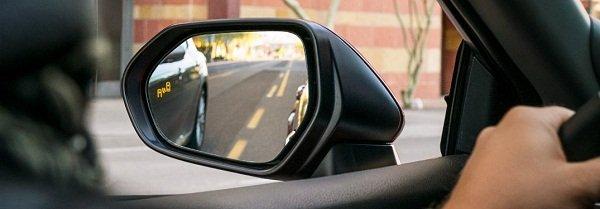 blind-spot monitoring system
