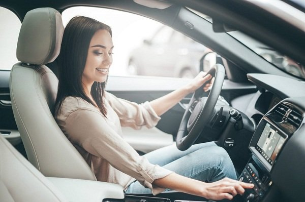 Listen to music while driving