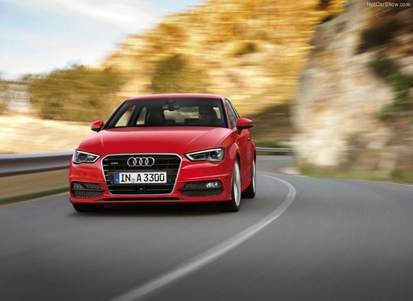 The MMI Touch comes in Audi A3