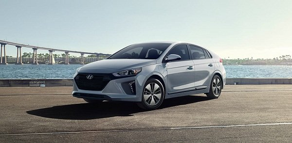 Hyundai Ioniq 2019 Hybrid performance