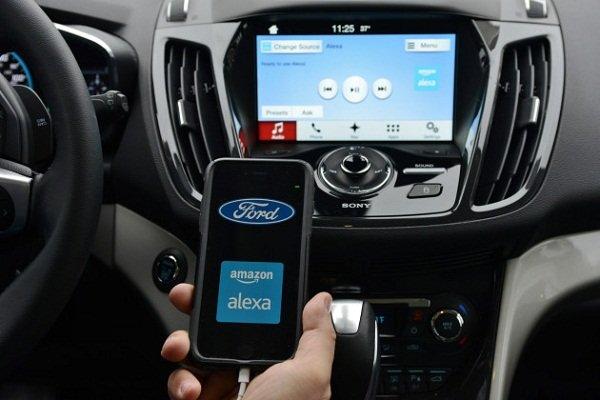Alexa car app from Amazon