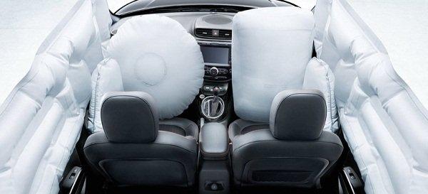 Kia Soul 2019 airbag system