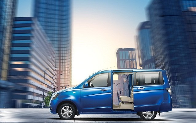Changan Re Enters The Philippine Auto Market With A New Honor S Mpv