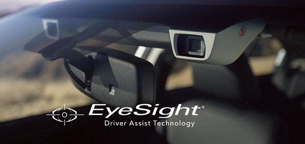 Subaru Levorg 2019 Philippine Eyesight Tech
