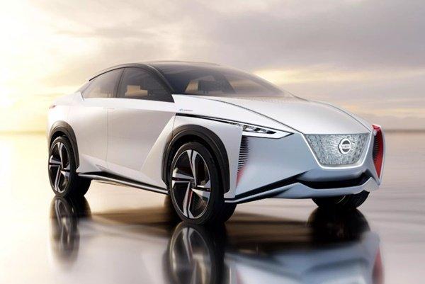 Nissan Leaf+