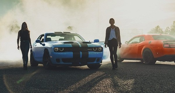A picture of Dodge Challenger