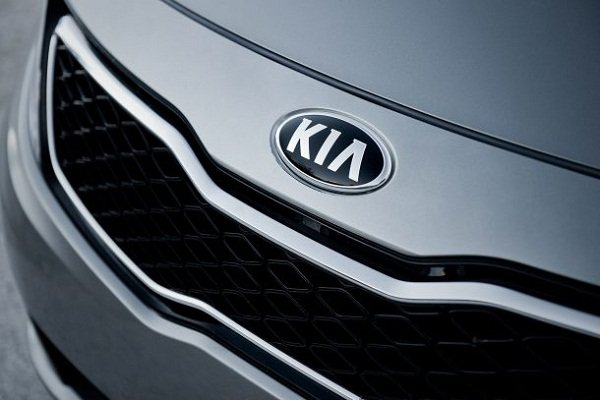 Kia logo badge