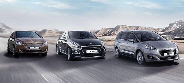 Peugeot PH vehicle line-up