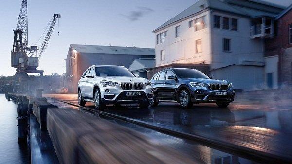 BMW X1 2019 luxurious design
