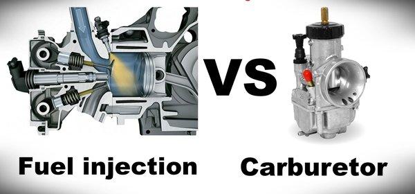 fuel injection better than using carburetors?