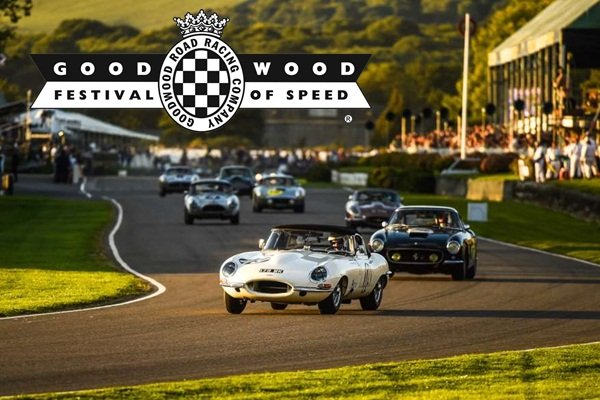 Cars at goodwood festival of speed 2019