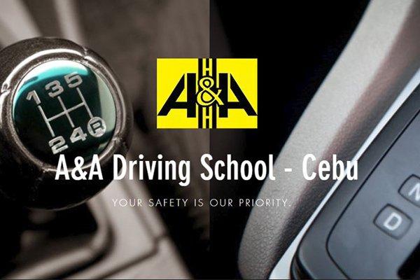 A&A driving school in Cebu