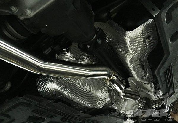 The exhaust temperature sensor
