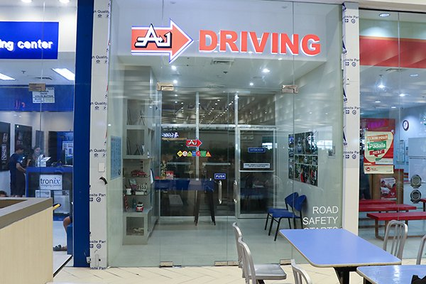 A picture of the A-1 branch at SM Marilao