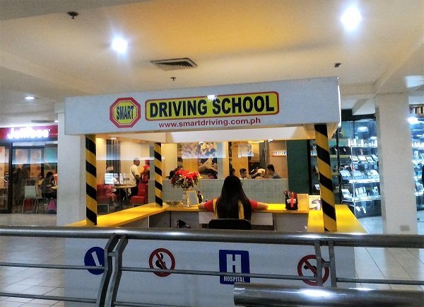 Smart driving school branch