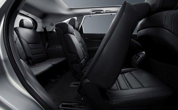 Kia Soul 2019 passenger seat
