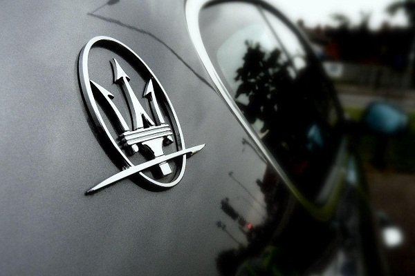 A picture of the Maserati Trident