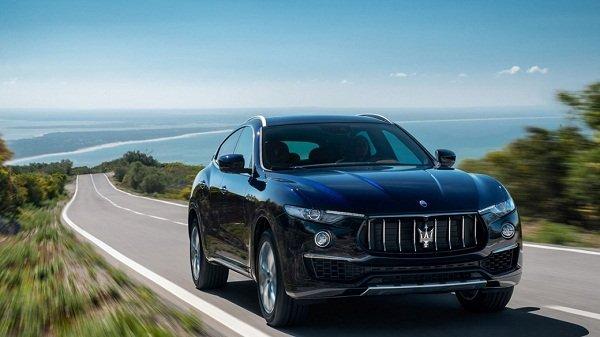 Maserati Levante 2019 Philippines