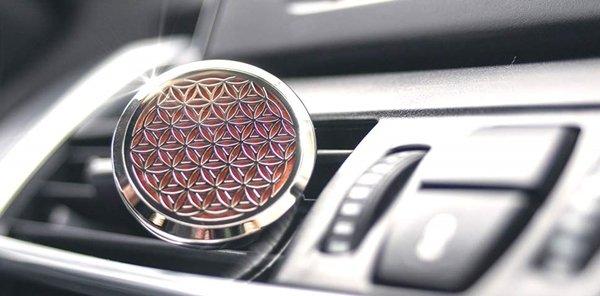 essential oil used in car