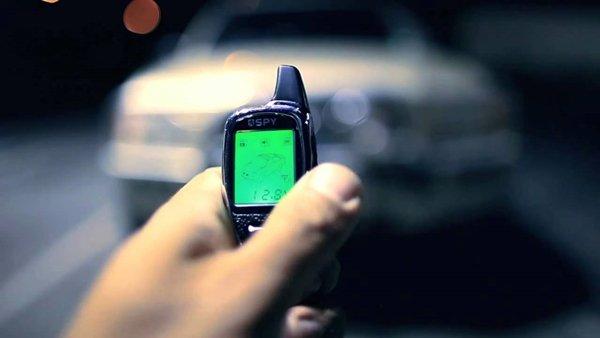 two-way paging car alarm