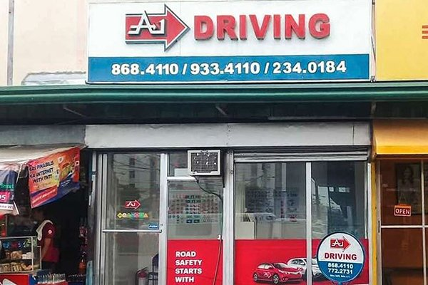 A picture of an A-1 Driving school branch in San Pedro Laguna