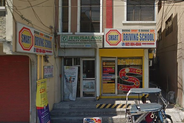 A picture of the Smart Driving School in Laguna