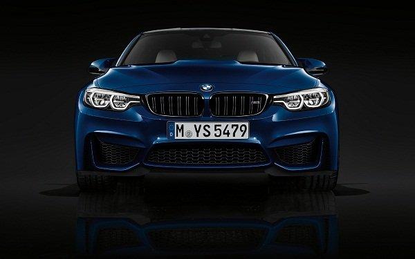BMW M3 front fascia