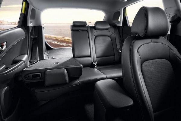 Hyundai Kona Foldable Seats