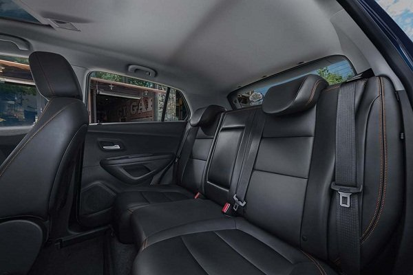 Chevrolet Trax Rear Seats